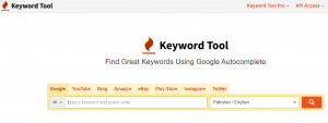 Keyword-Tool.io: